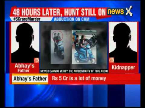 Minor Killed in Hyderabad : NewsX accesses kidnappers ransom call