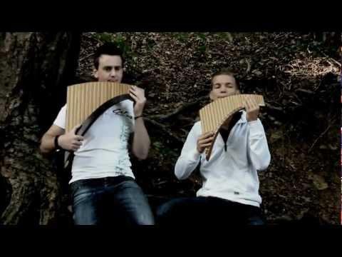 El Condor Pasa_Benny & Peter im Duett mit einer Kobliczek und einer Preda Panflöte