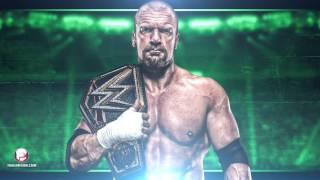 "WWE: Triple H Theme ""The Game"" (HQ + Arena Effects)"