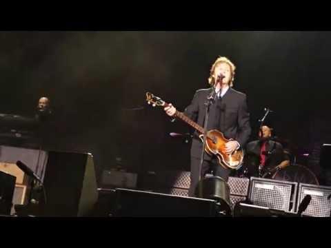 PAUL MCCARTNEY - Hello Goodbye. 2012 - Recife