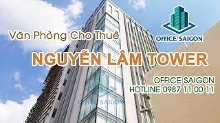 Văn Phòng Cho Thuê Nguyễn Lâm Tower Quận 8