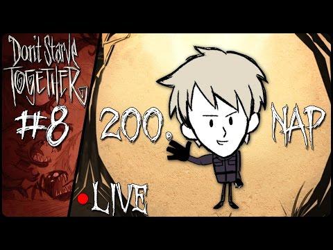 Don t Starve LIVE #9 (Modokkal) - 200. Nap - Mire haladtam?