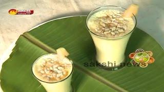 How to Make Panchamrutham Juice || Teluginti Vanta - Watch Exclusive