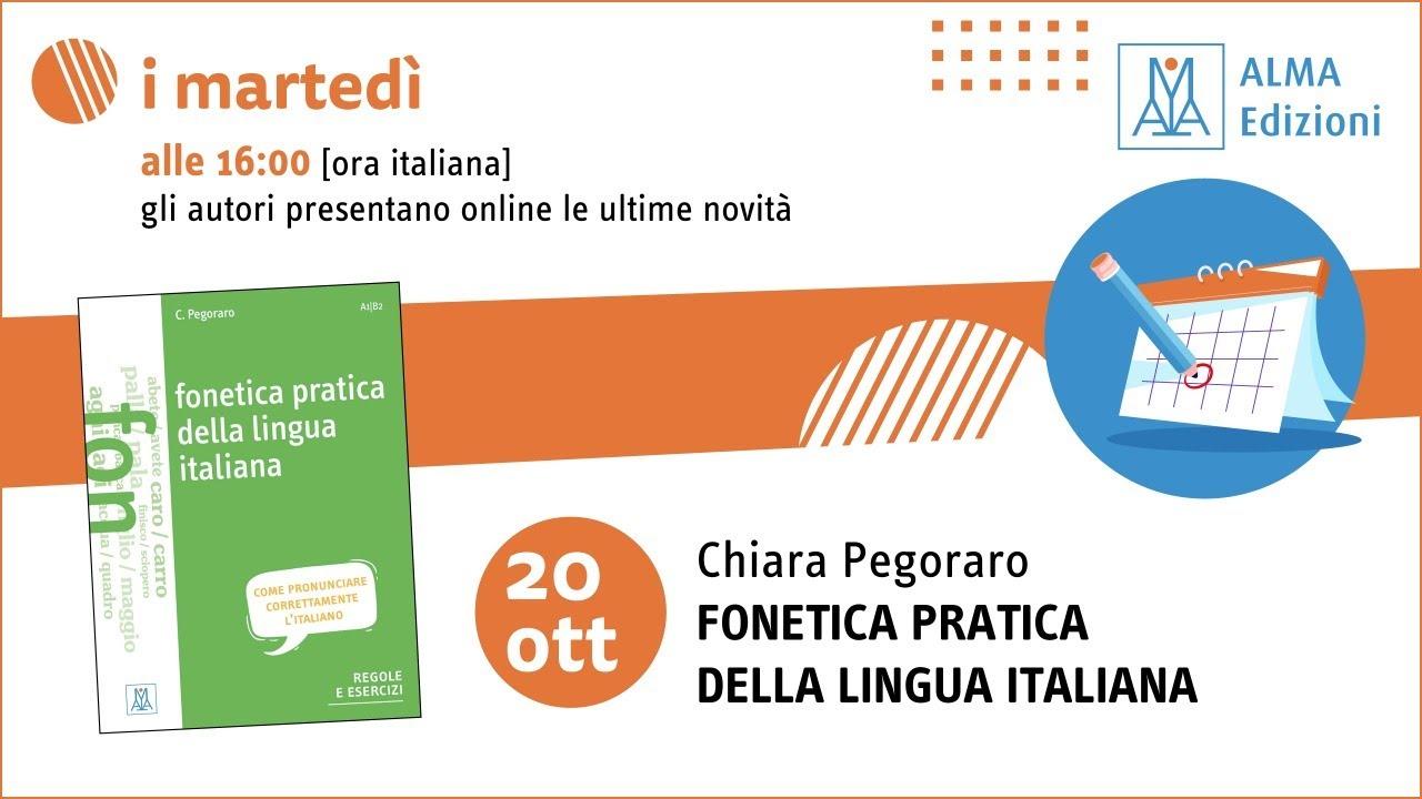 Download i martedì - Fonetica pratica della lingua italiana