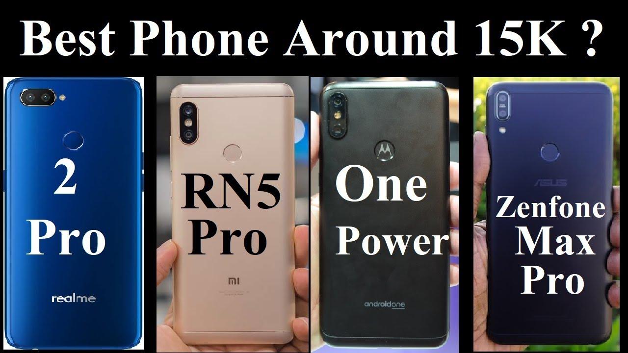 Realme 2 Pro Vs Redmi Note 5 Pro Vs Motorola One Power Vs Asus Zenfone Max Pro M1 – Best Around ...