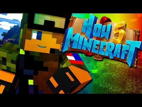 TERRACOTA TIME! - How To Minecraft Season 5 (Episode 24)