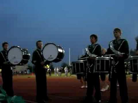 2008 Drumline - African Groove