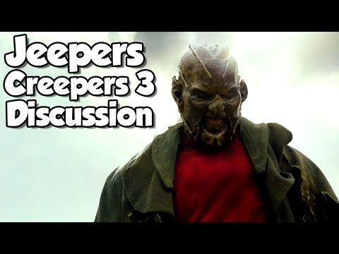 Jeepers Creepers 3 Ending Discussion - Origins, Jeepers Creepers 4 And More