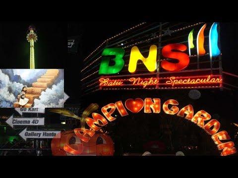 Wisata Malam yang Spectakuler di Kota Batu | BNS