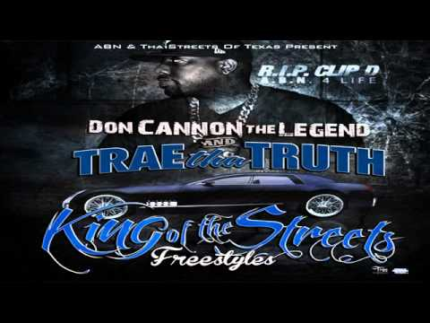 Trae Tha Truth Ft. Drake Baby Houston - Over My Dead Body - King Of The Streets Freestyles Mixtape