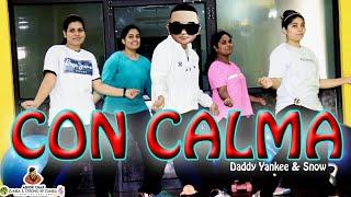 CON CALMA by Daddy Yankee & Snow   Zin80   Zumba   Ashok Chax  