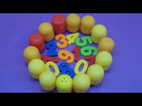 Thumbnail: Learn To Count 0 to 10 with Egg Numbers!