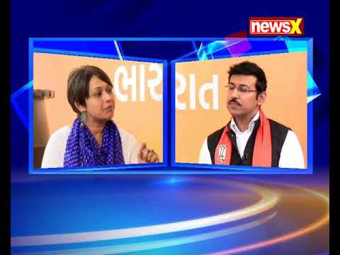 Sports Minister Rajyavardhan Singh Rathore in an exclusive interview with NewsX