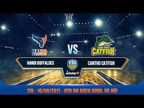 #Livestream || Trực Tiếp Game 5: Hanoi Buffaloes vs Cantho Catfish | 10/09