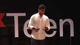 Bringing community back offline | Ankit Shah | TEDxTeen