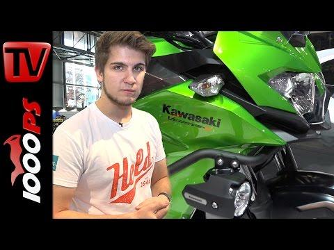 Kawasaki Versys-X 300 2017 | Horvaths Motorrad Neuheiten