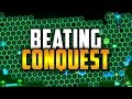 BEATING CONQUEST! MLB The Show 17 | Conquest Gameplay