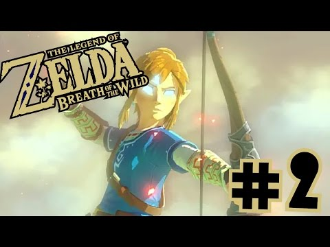 Breath of the Wild Ep. 2 - Link is the One True Avatar