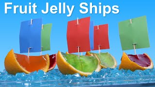 Fruit Jelly Ships