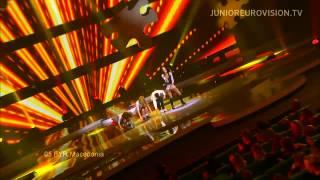 Barbara Popović - Ohrid i muzika (F.Y.R. Macedonia) - LIVE - Junior 2013