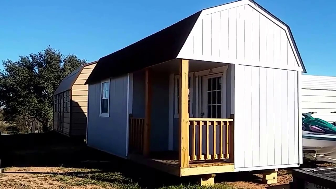 Building An Off Grid Tiny Home