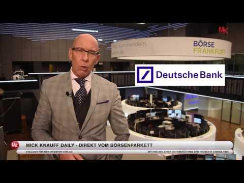 Deutsche Bank - Gehts´noch?!  - 07.03.2017