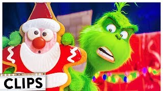 DER GRINCH | Alle Clips & Trailer Deutsch German (HD) | Animation 2018