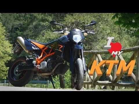 I Love My KTM - 950 Supermoto R
