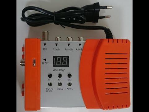 RF модулятор