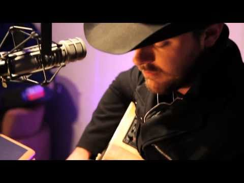Chris Young singing VOICES in our studio