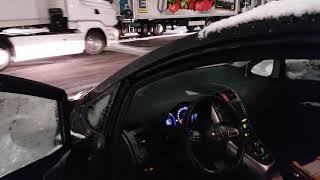 Проблема Toyota Auris!