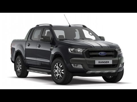 ford ranger 3 2l wildtrak jet black limited edition 2017 youtube. Black Bedroom Furniture Sets. Home Design Ideas