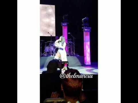 """K.Michelle & Trina """"If It Ain't Me"""" LIVE In Miami @ James L Knight Center"""