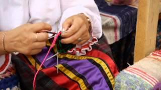 Джурабы - Дагестанское вязание