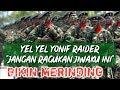 Gambar cover Yel Yel TNI JANGAN RAGUKAN JIWAKU INI Lirik | Yelyel Prajurit Raider