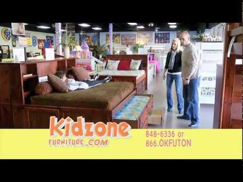 OK Futon + Kidzone Furniture!