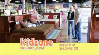 Ok Futon + Kidzone Furniture!