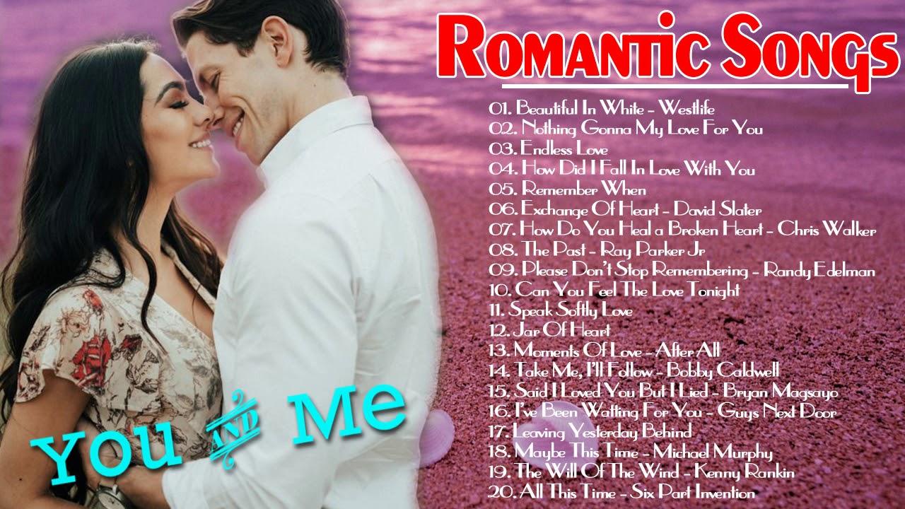 Most beautiful romantic songs
