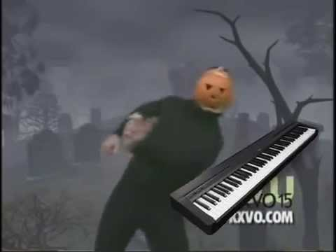 [OFFICIAL] Spooky Scary Skeletons Dance REMIX (TLT Music Video)
