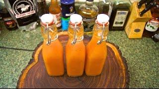 Fiery Mango Roasted Hot Pepper Sauce