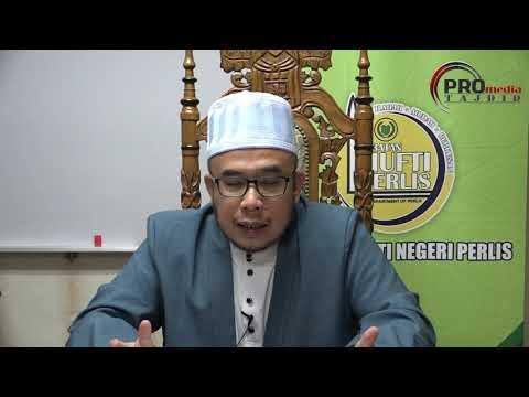 01-04-2020 SS. DATO' DR. MAZA: Mengulas Fatwa Terbaru Majlis Fatwa Eropah