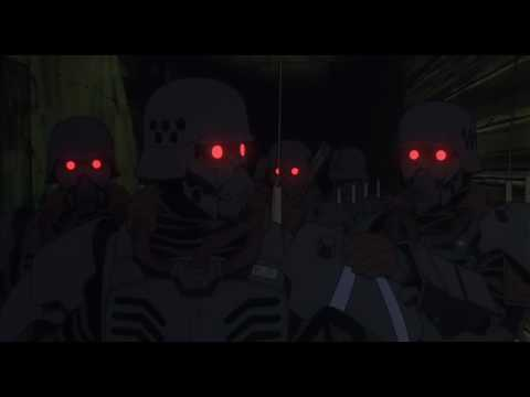 Jin-Roh The Wolf Brigade Training Simulation