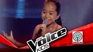 "The Voice Kids Philippines Blind Audition ""Greatest Love of All"" by Genmarie"