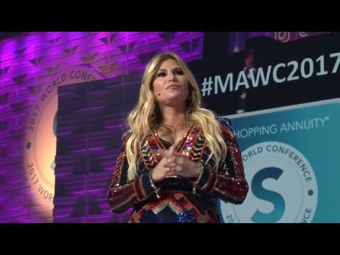 Welcome to Market America's 2017 World Conference -  Loren Ridinger