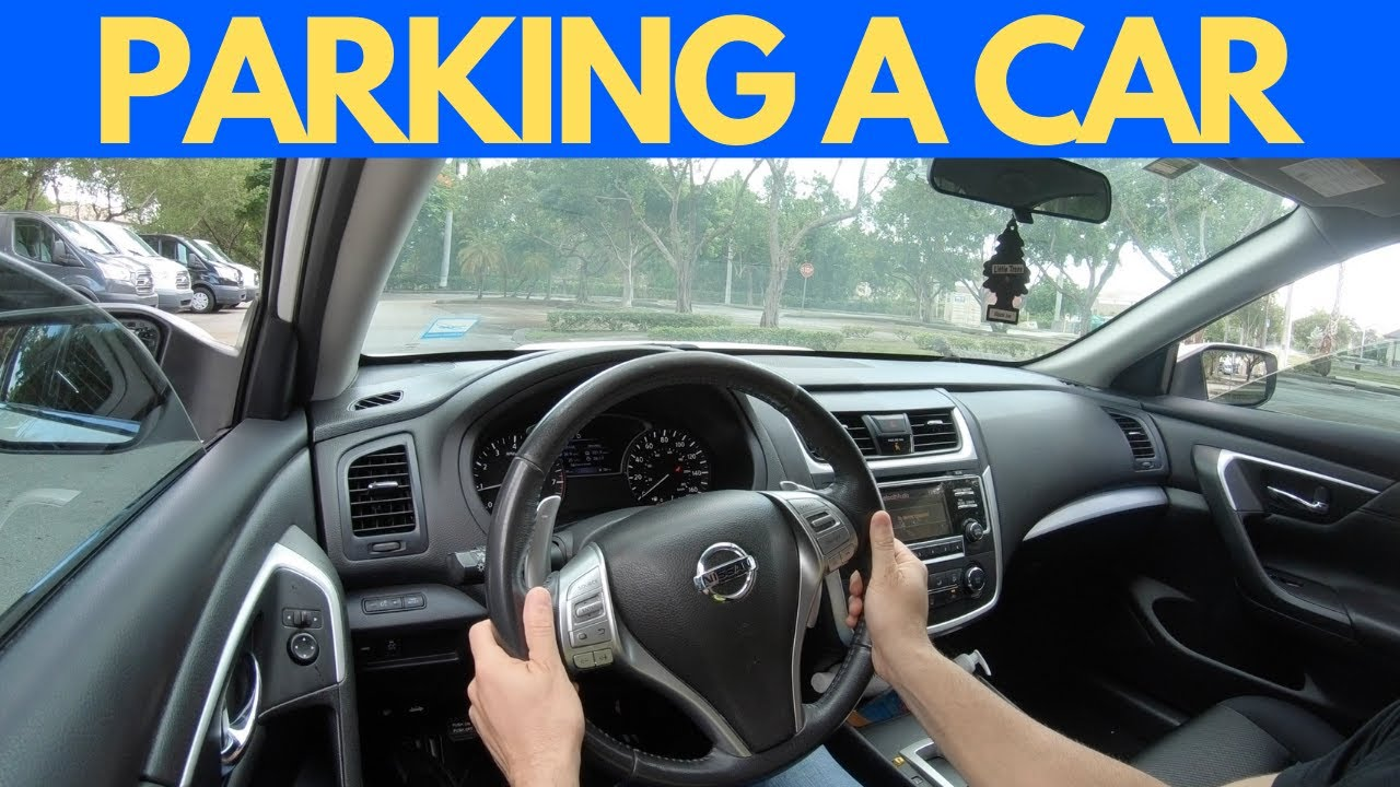Download HOW TO PARK A CAR IN A PARKING LOT FOR NEW DRIVERS