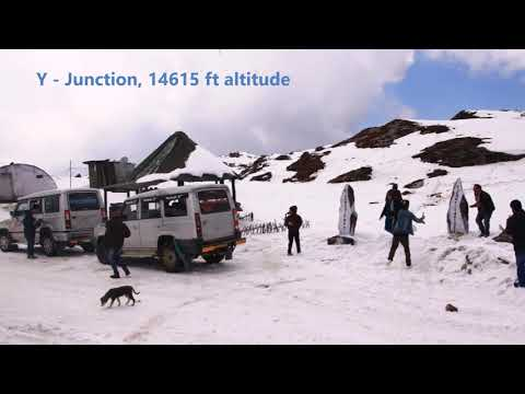A trip to Arunachal, sela pass , Tawang , Dirang - march 2017