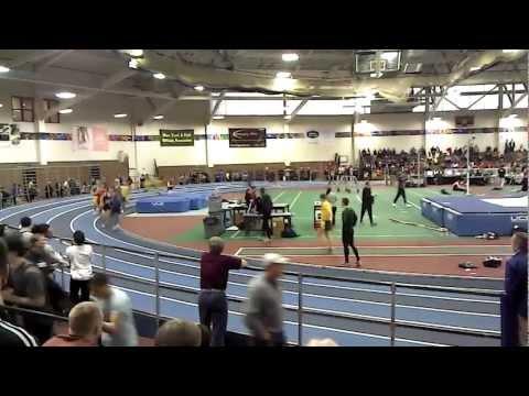 tim running 1000m