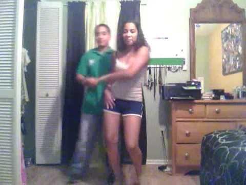 Amateur lapdance sister