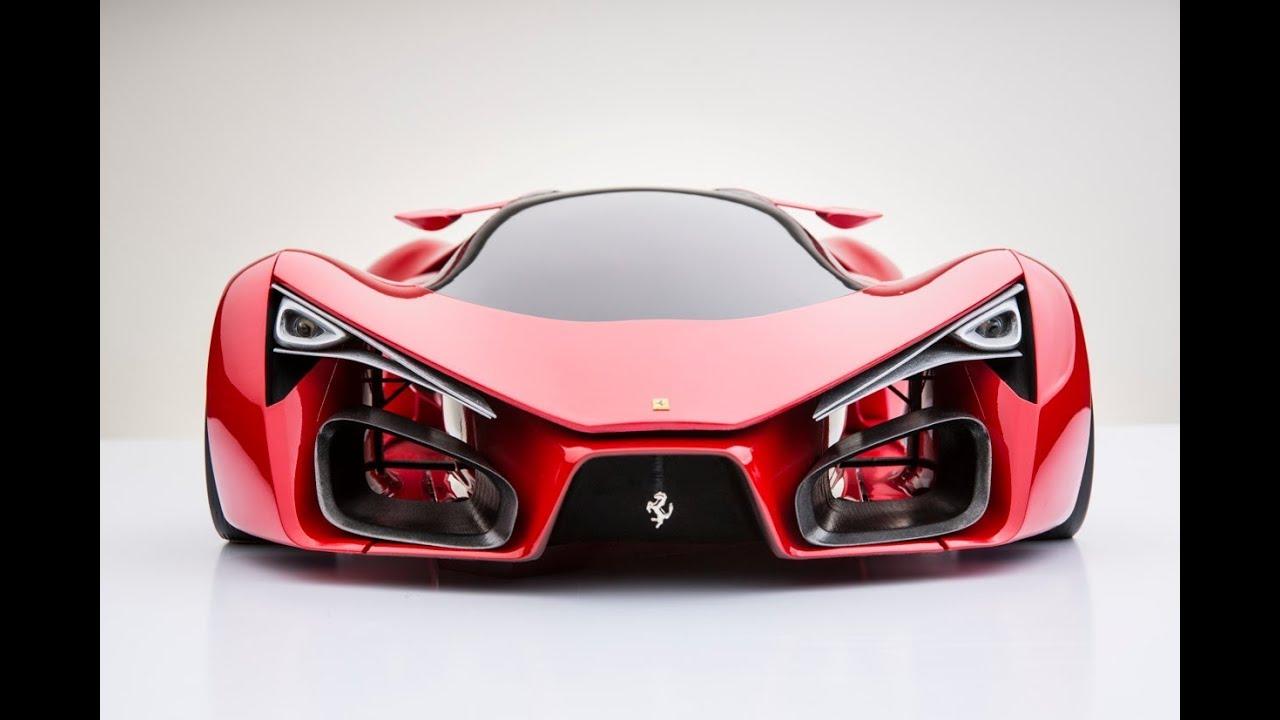 Ferrari Cars Part Prototypes And One Off Carros Ferrari Parte