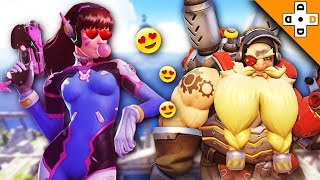Overwatch Funny & Epic Moments - TORBJORN MATING RITUAL! - Highlights Montage 198